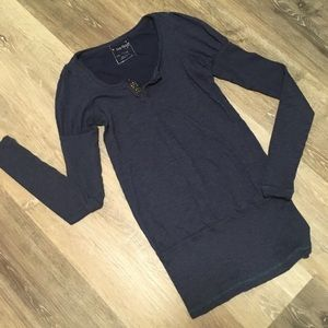 GUC WE THE FREE Navy Blue Thermal by Free People